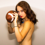 luna lain-football-poster