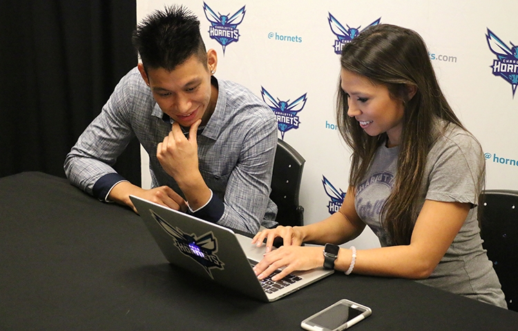 Jeremy lins versatility is paying off for the charlotte hornets jeremy lins versatility is paying off for the charlotte hornets asian players m4hsunfo